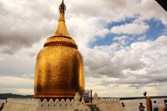 Bupaya Pagoda