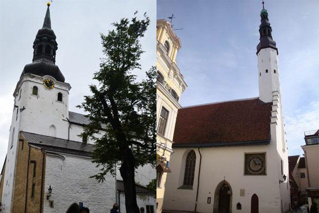 塔林圣灵教堂