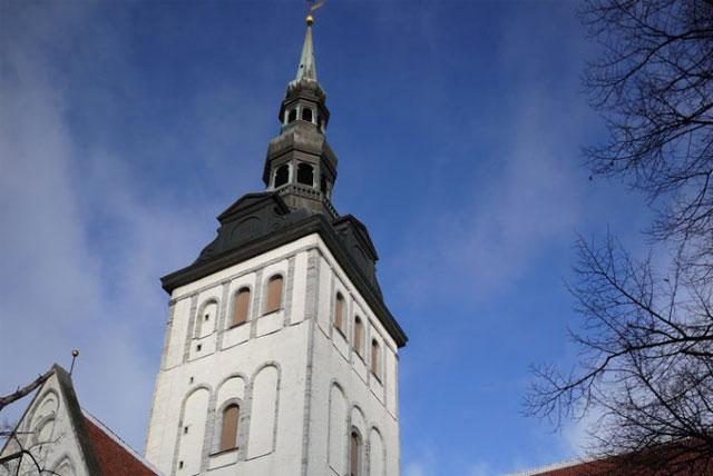 塔林圣尼古拉斯教堂