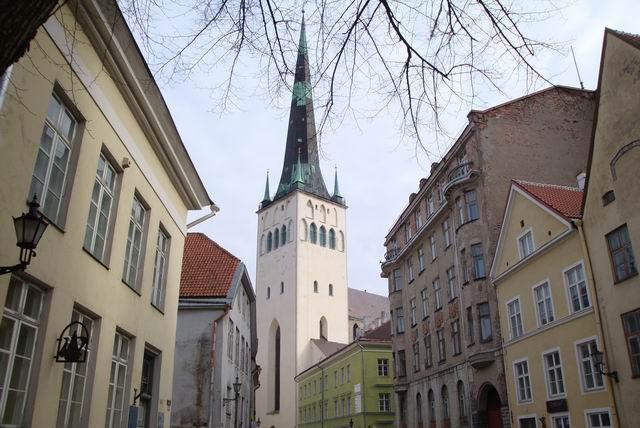 圣奥拉夫教堂