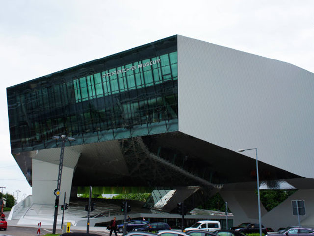 保时捷博物馆