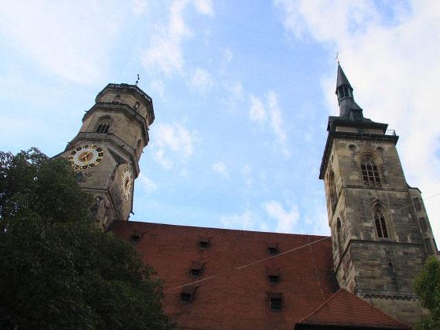 修道院教堂