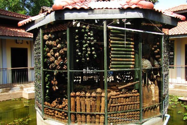柬埔寨地雷博物馆