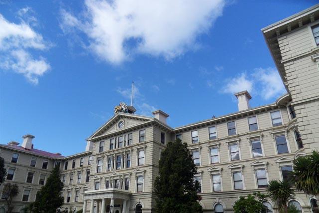 惠灵顿旧市政大楼