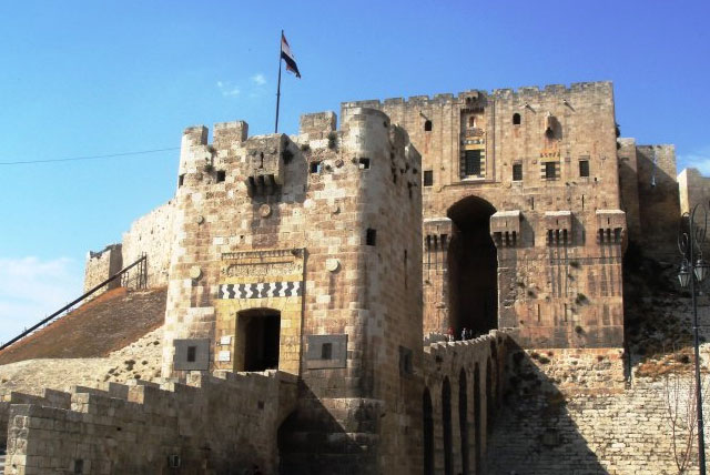 圣安杰洛堡垒