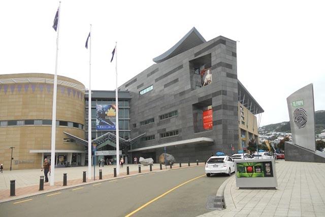纽西兰国家博物馆