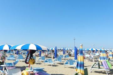 里米尼海滩