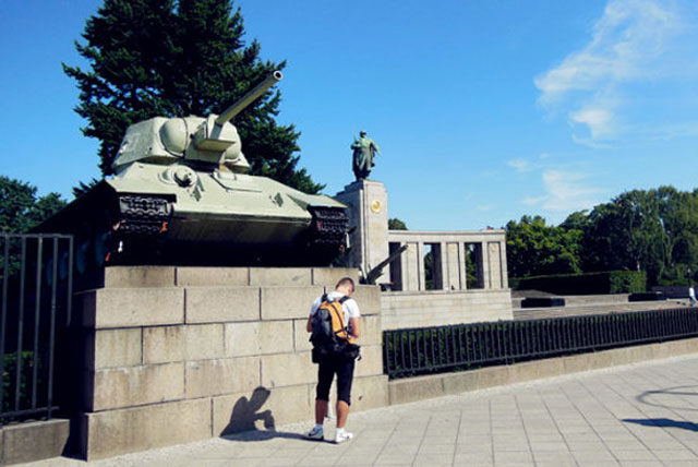 苏维埃战争纪念碑