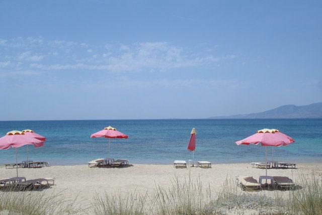 Agia Prokopios海滩