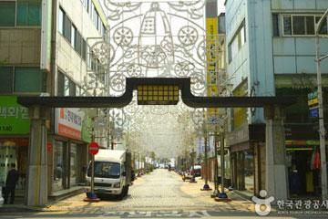 光州艺术之街