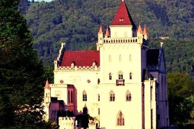 阿尼夫城堡