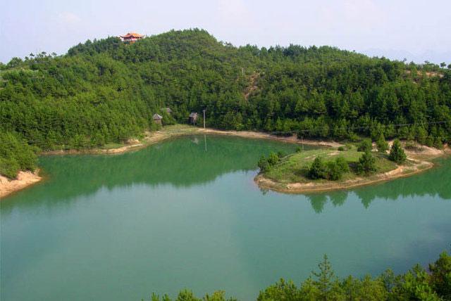 重庆天鹅湖