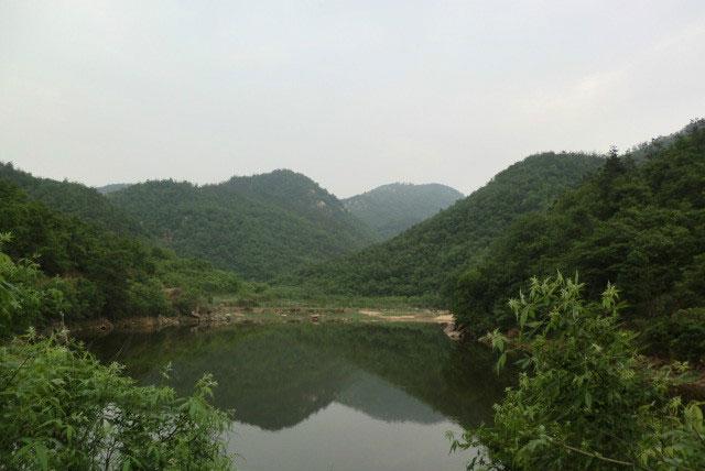 青龙山熊河风景区