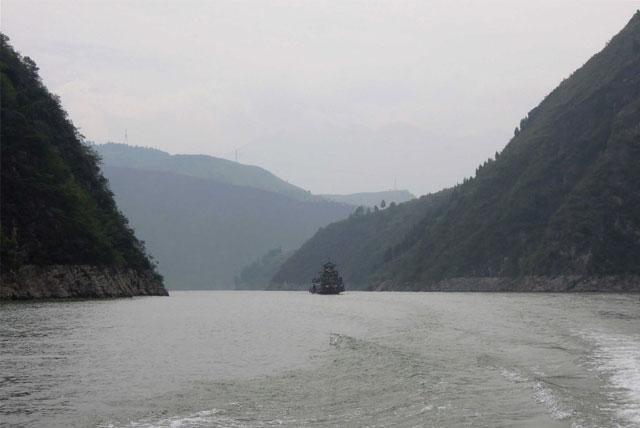 大宁河小三峡
