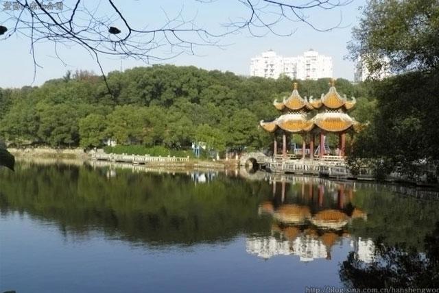 湖北/东山游乐园