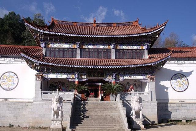 大理宝林寺