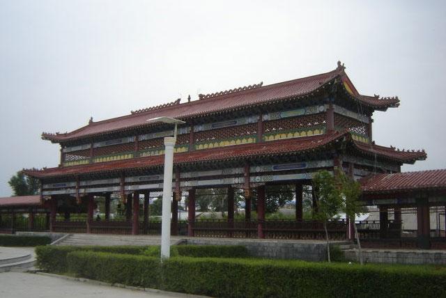 松花江碑林