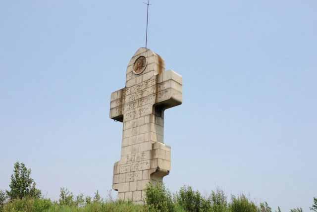 日俄沙河会战碑