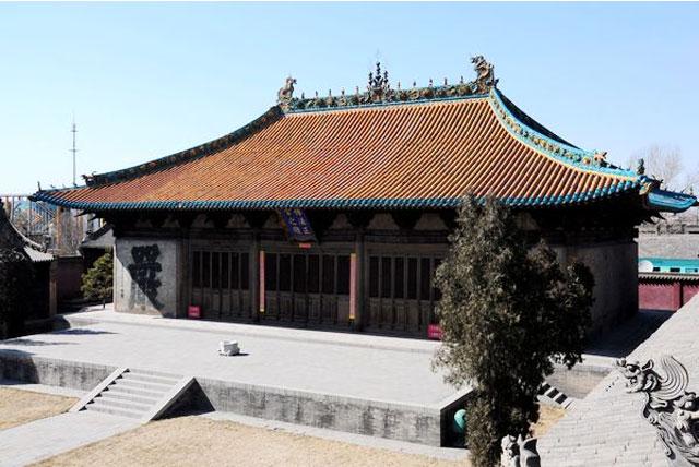 大同永安寺