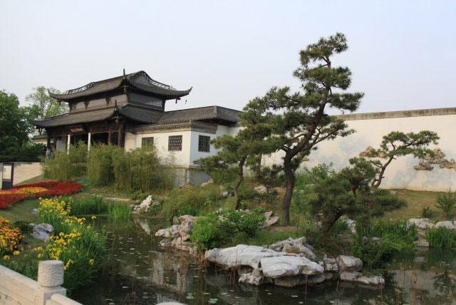 扬派盆景博物馆