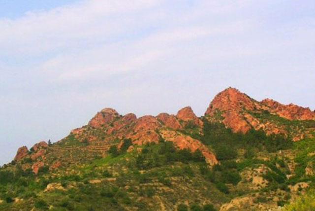 赤峰红山公园
