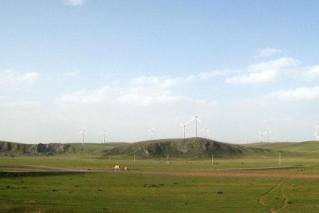 贡格尔草原