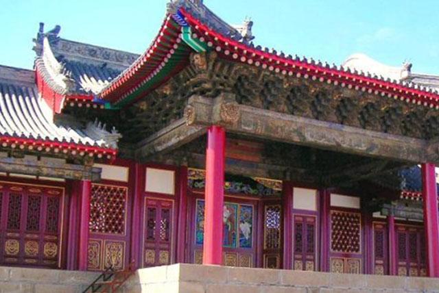 锡林郭勒山西会馆