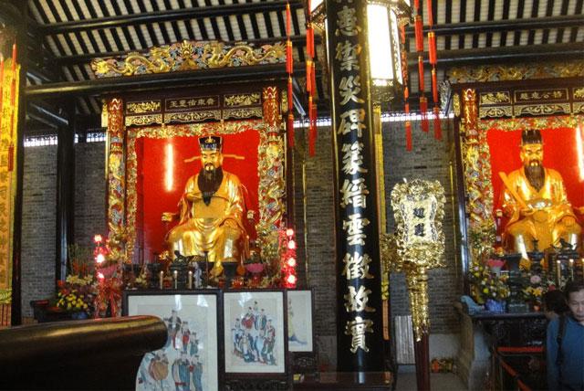 广州城隍庙