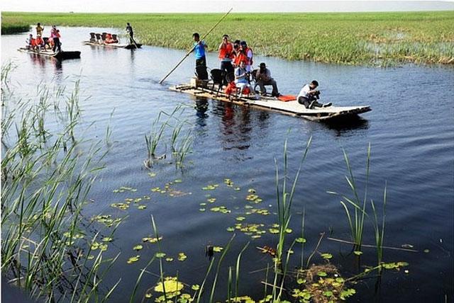 当奈湿地人居生态村