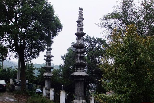 梵天寺经幢
