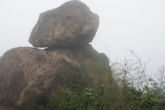 郎溪石佛山