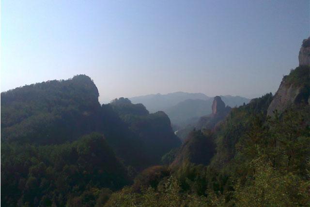 翠微峰保护区