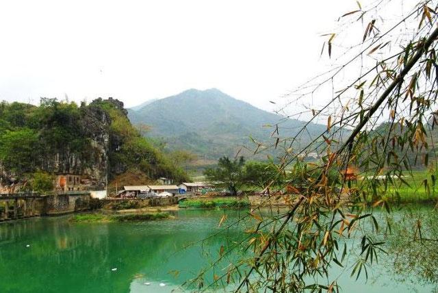 巴马长寿村