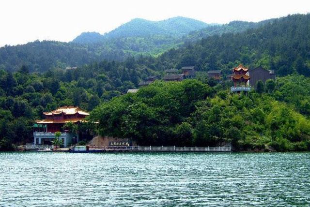衢州九龙湖