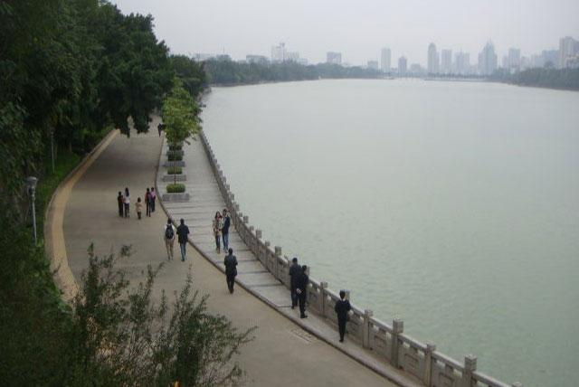 南宁南湖公园