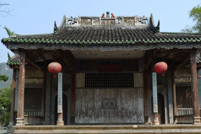 黄姚古戏台
