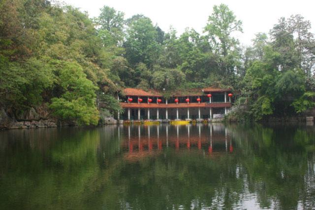 龙宫卧龙湖
