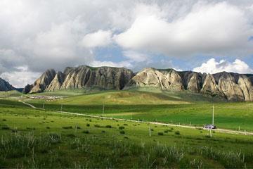 白石崖溶洞