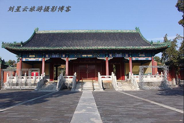 历代帝王庙
