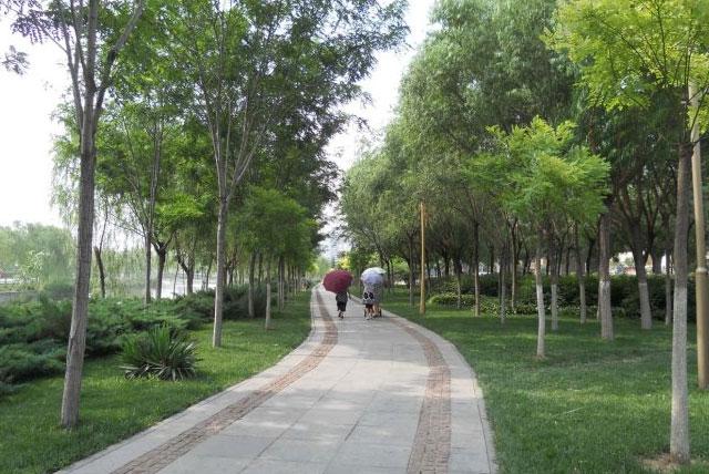 南翠屏公园