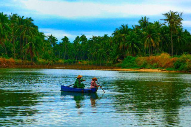 陵水椰子岛