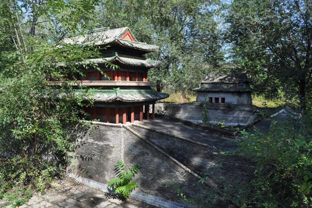 老北京微缩景