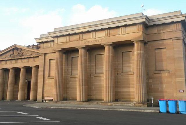 darlinghurst法院