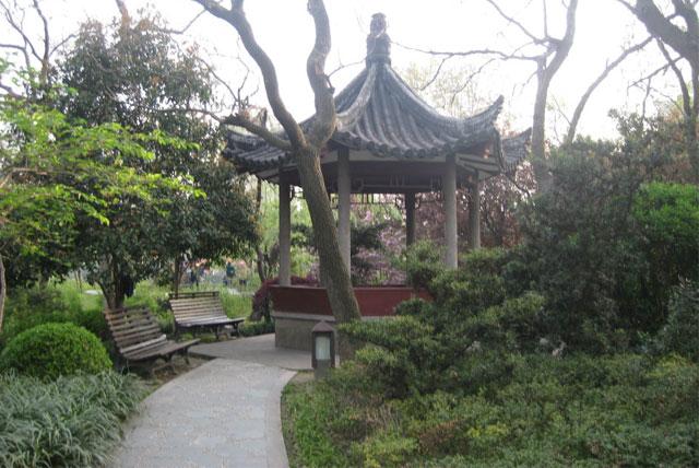 上海和平公园