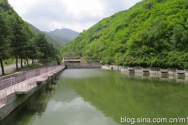 榆中二龙山风景区