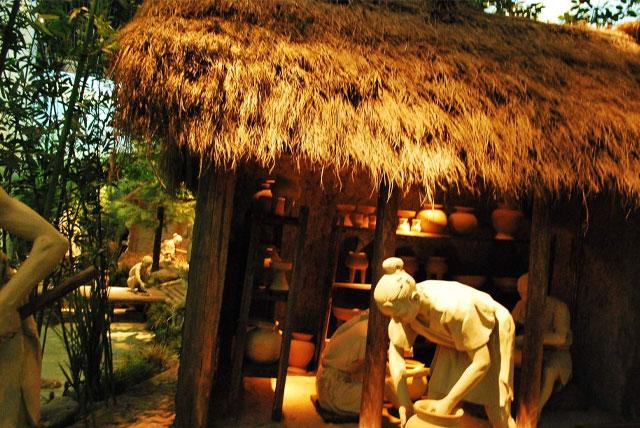 良渚文化遗址
