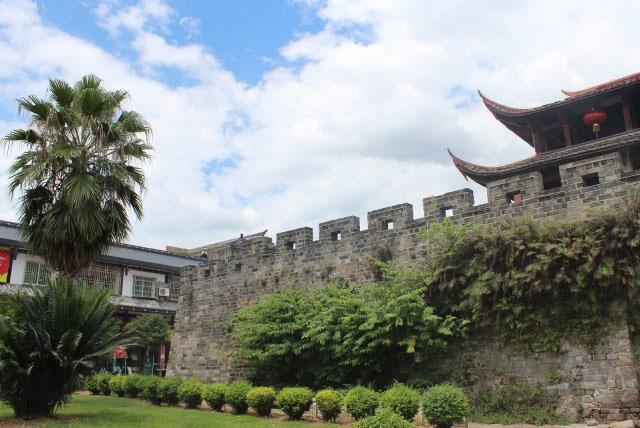 唐代古城墙