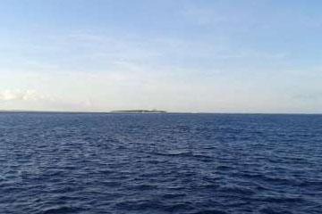 西沙群岛中建岛