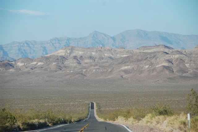 死亡谷国家公园