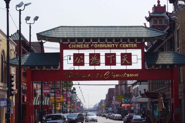 芝加哥中国城